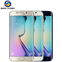 Разблокированный мобильный телефон samsung Galaxy S6/s6 edge, 4G, GSM, Android G925F, четыре ядра, 5,1 дюймов, 16 МП, 3 Гб ram, 32 ГБ rom, сотовый телефон