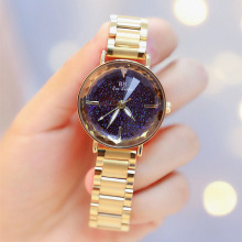 New star face hot sale watch factory direct sales foreign high-end chain custom full diamond female gold steel belt