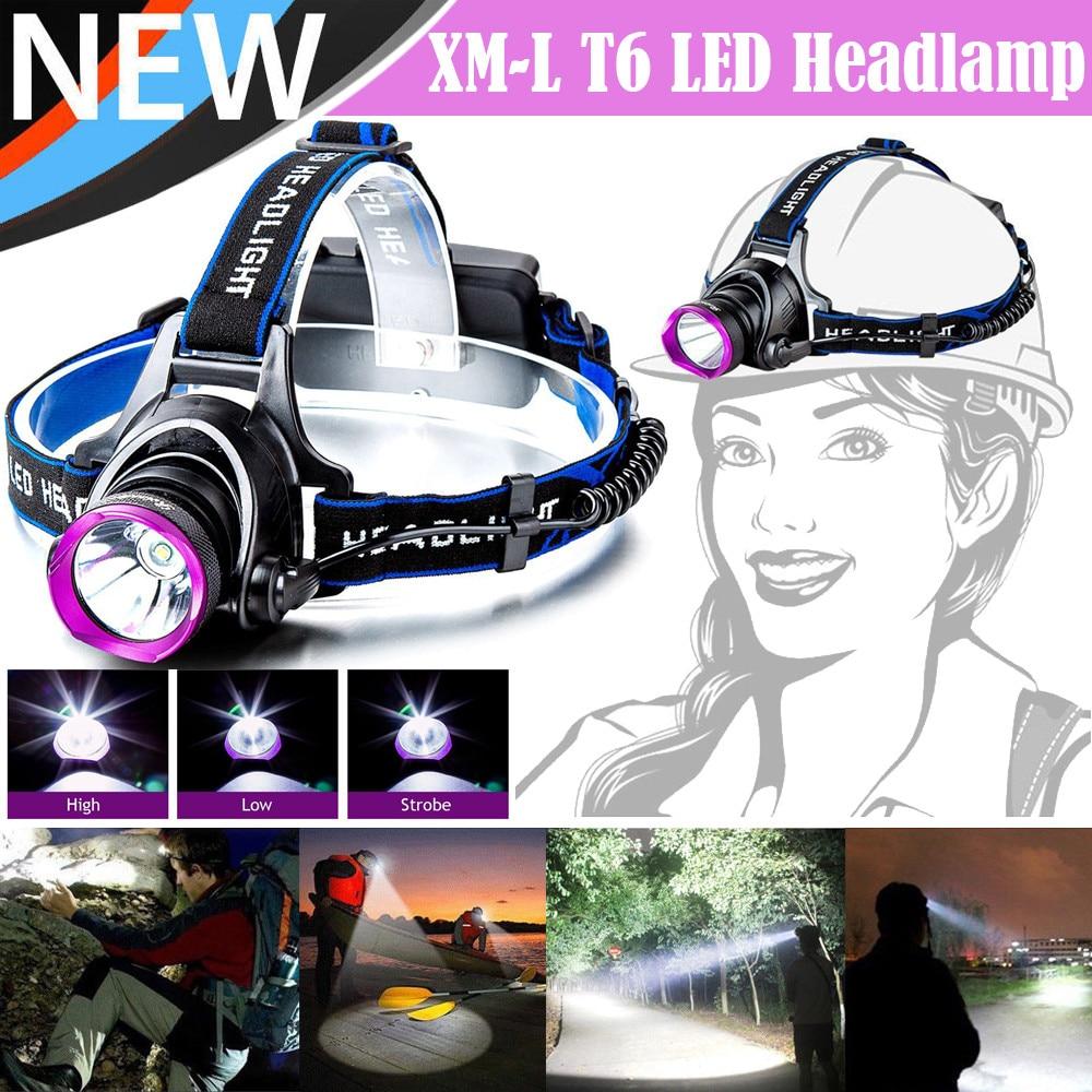 MUQGEW Brand Outdoor Fun & Sports Toys LED Headlamp Tactical Headlight Flashlight Head Boy Outdoor exploration Light Lamp toy