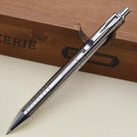 SCO Titanium Alloy Pen Business Office Signature Gift Personal Safety Pen For EDC Gel pen
