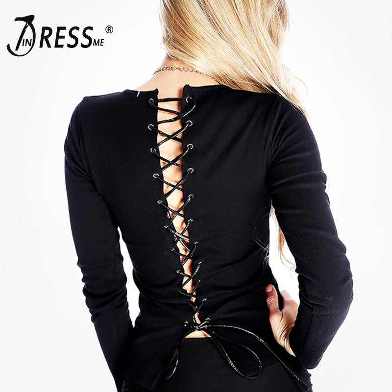 Free Shipping 2017 Women Winter Jacker Long Sleeves O Neck Back Keyhole Belt Elegant Bodycon Slim Party Club Bandage Jacket