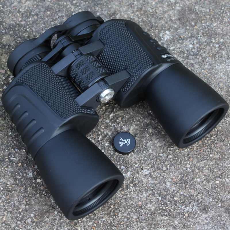 Profissional telescope binoculars 20x50 optics LLL Night Vision binoculars waterproof telescopio High power zoom for hunting new fs 20x50 high quality hd wide angle central zoom portable binoculars telescope night vision telescopio binoculo freeshipping