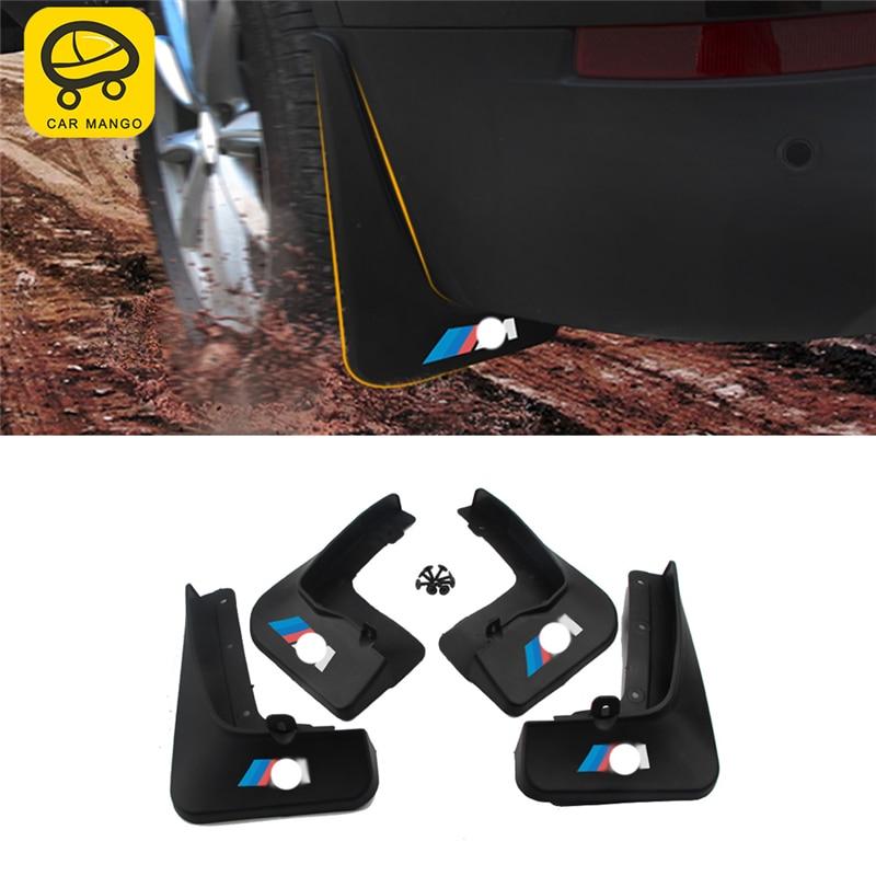 Voiture MANGO pour BMW E84 F48 X1 2012-2015 2016 2017 2018 Auto voiture-style garde-boue garniture accessoires intérieurs