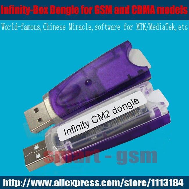 Unendlichkeit-Box Dongle Infinity Box Dongle Unendlichkeit CM2 Box Dongle für GSM und CDMA handys kostenloser versand