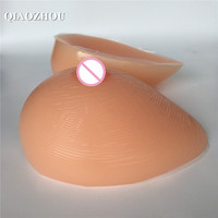 3200g/pair Huge forms h cup breasts silicone fake breast bras real silicone breast forms transgender rubber breast