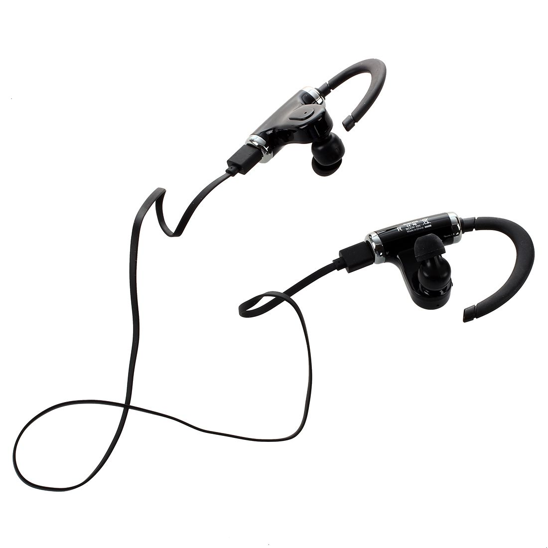Roman Super Bass Handsfree Sport Wireless Bluetooth Headset Earphone Headphone Earbud Fone de ouvido sem fio with Mic Microphone