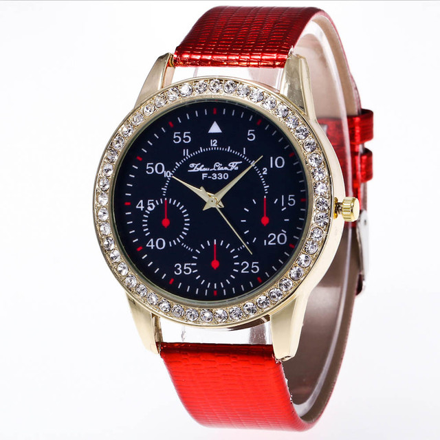 2017 New fashion  charming Watch Candy Color Male And Female Strap Wrist Watch Valentine's gift Child watch dignity 7.26