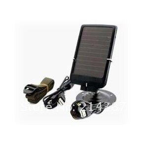 ФОТО Acorn Ltl sun Solar panel Charger as the battery for ltl5210M