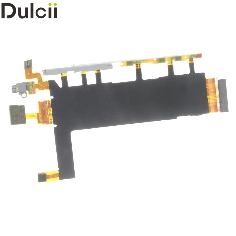 Dulcii Mobile <font><b>Phone</b></font> Parts for Sony Xperia Z 3 D6603 D6643 D6653 D6616 OEM for Sony Xperia Z3 4G <font><b>Motherboard</b></font> Flex Cable Ribbon