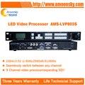 Гибкий Светодиодный дисплей SDI видео матричный коммутатор led бесшовные switcher AMS-LVP813S для novastar msd300 как видеостены ledsync850M