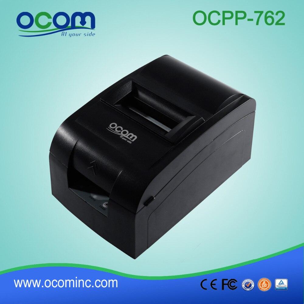 (Parallel Interface) 76MM Impact Dot Matrix POS Bill Receipt Printer (OCPP-762)