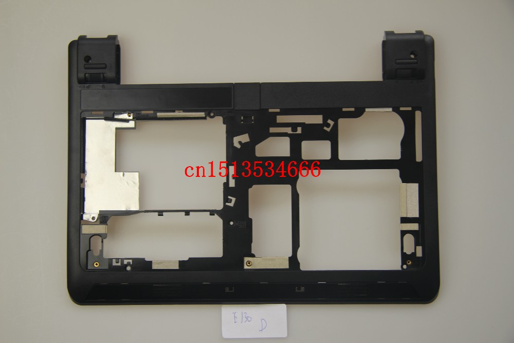 цены  New Original For Lenovo ThinkPad Edge E130 E135 Base Cover Bottom Shell Back Case 04W4345 Black Color
