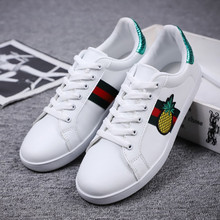 VSIOVRY Spring Autumn Plus Size 46 Sneakers Men Shoes Waterproof Pu Leather Men's Casual Shoes Luxury Brand Male Flat Sneakers