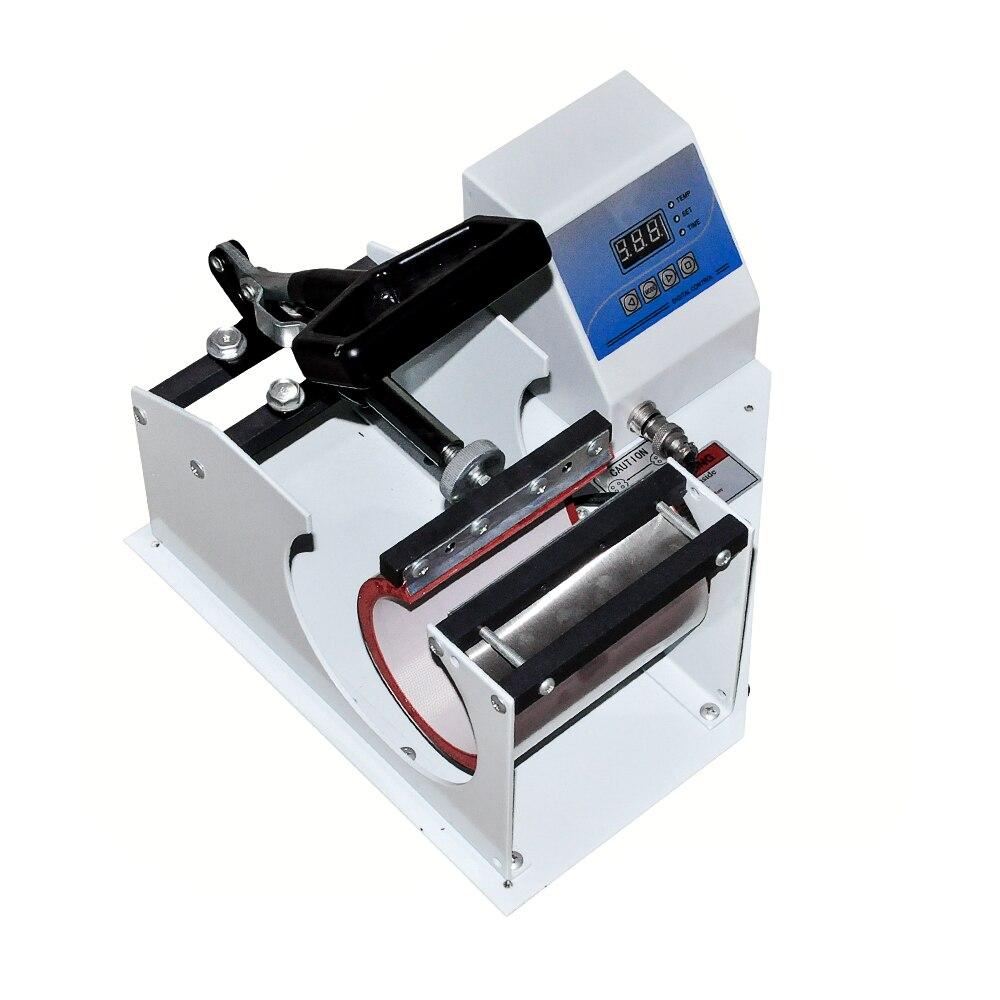 1 Set Portable Digital Mug Heat Press Machine Cup Heat Press DIY Creative Tool 220V 110V|machine tools - title=