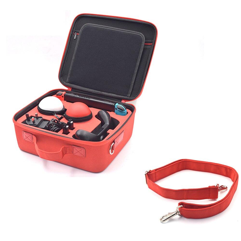 Sac de rangement pour Console n. n. Switch NS sac à bandoulière pour accessoires sac de voyage Portable sac de protection Pokmon étui rigide