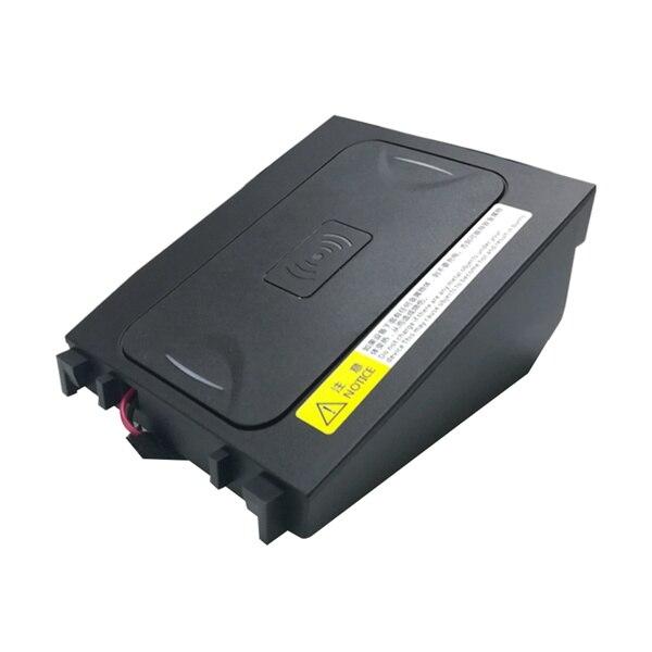 Chargeur de voiture sans fil Qi chargeur de Charge rapide pour Mercedes Benz W205 C200 C300 C180 Glc C classe C