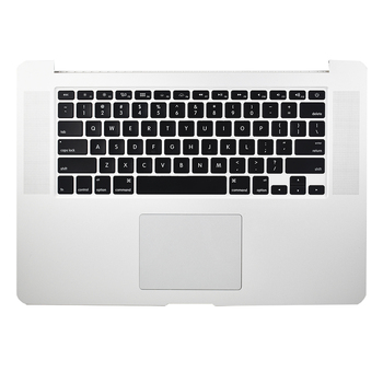 """For MacBook Pro Retina A1398 Top Case Keyboard backlit + Trackpad 15"""" 2013"""
