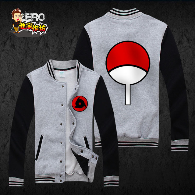 Naruto Cosplay Jacket Sweatshirt