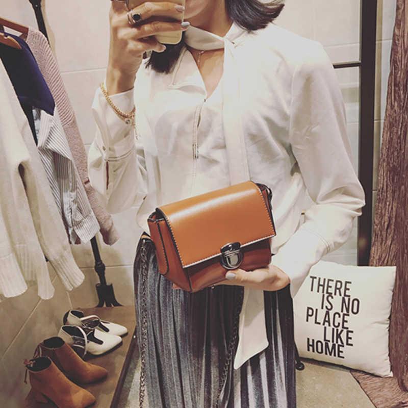 Sacos das mulheres Sacos Crossbody para As Mulheres 2018 Do Sexo Feminino 13x19 centímetros Ombro Bag Mulheres Messenger Bags PU de Couro bolsa Feminina 8G0113