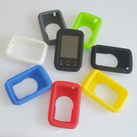 IGS60 Cover For Outdoor Cycling Computer Silicone Rubber Protect Case LCD Screen Film Protector