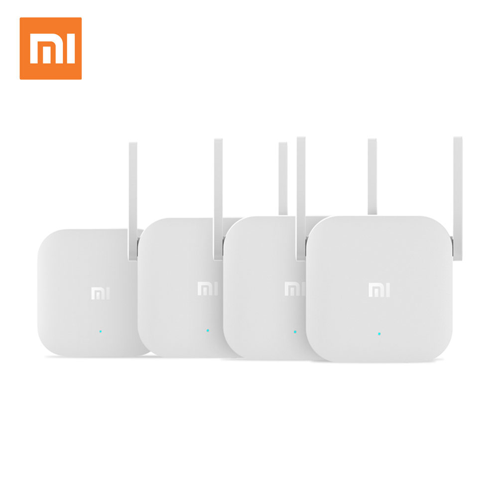 Xiaomi WiFi Repeater 4 in 1 Kit Electric Cat WiFi Rounter Modem Wireless Range Extender Router Access Point Signal Amplifier dx original 300mbps wireless n mini router signal amplifier repeater black