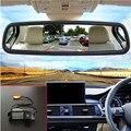 5 Дюймов цветной TFT ЖК-Экран Автомобилей Зеркало Заднего Вида Монитора для Hyundai Coupe S3/Tuscani/Tiburon с Заднего Хода камера