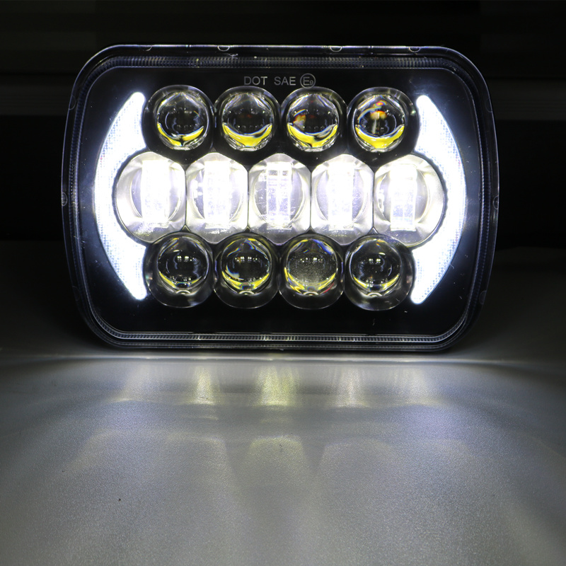 5x7 inch led