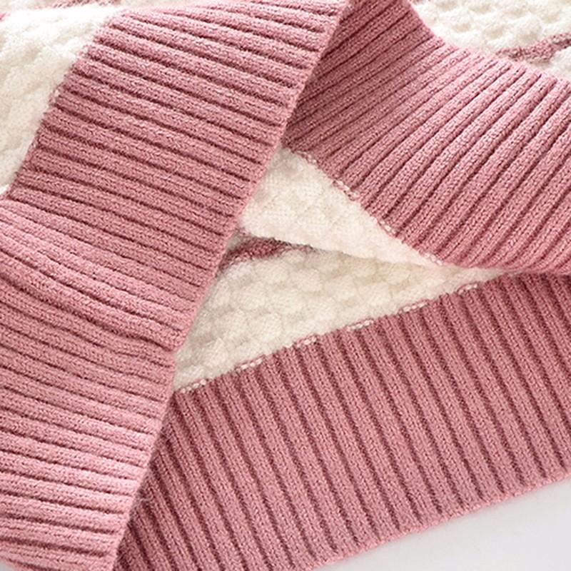 Spring Autumn Winter Comfortable Boy&Girl Sweater Angora Pullover Sweater O-Neck Collar Clothes Children Clothing Free Shipping (9)