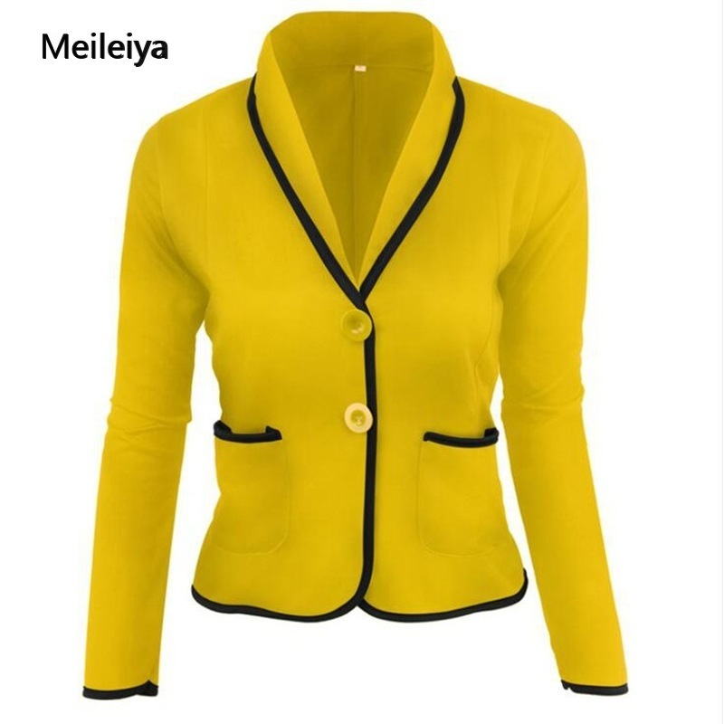 Women's Solid Color Casual Suit 2019 Spring And Summer New Slim Slimming Temperament Small Suit