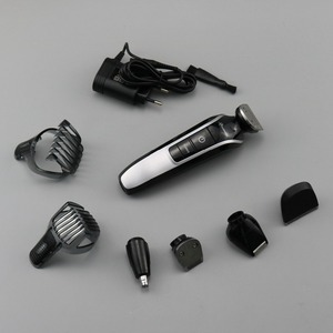 Image 4 - 7in1 waschbar elektrische haar trimmer bart trimer haar clipper stoppeln rasierer schnurrbart former haar schneiden maschine haarschnitt