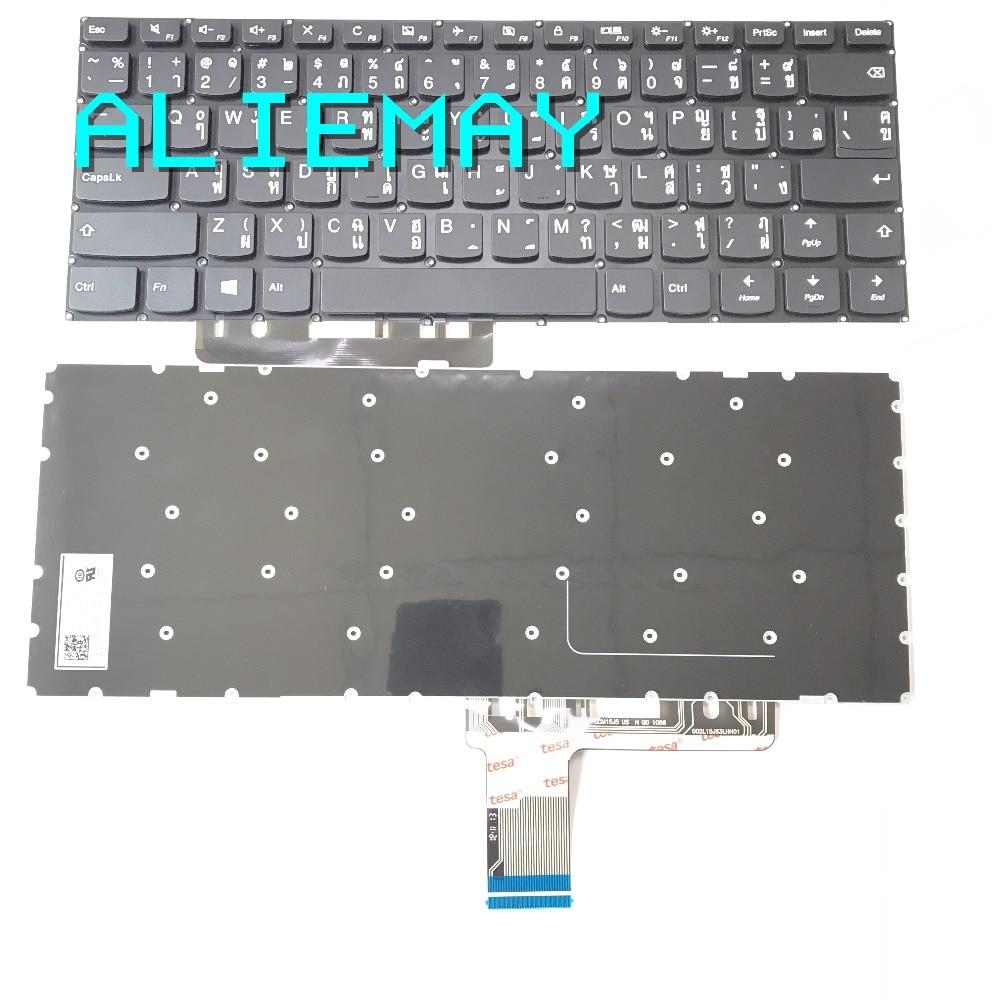 Brand new Thailan TI Keyboard for Lenovo YOGA110-14 310-14 510-14 310-14ISE Laptop TI Keyboard  BLACK