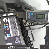 MICRO 1200S Car Leakage Current Clamp Meter Dark Langer Upgrade Version