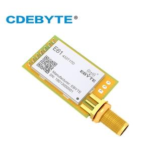 Image 4 - E61 433T17D 433 mhz 50mW SMA Anten IoT uhf Kablosuz Alıcı verici Sürekli Iletim 433 mhz Veri verici alıcı
