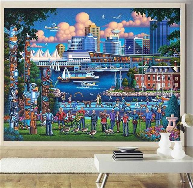 3d Wallpaper Custom Mural Photo Wallpaper Living Room South African