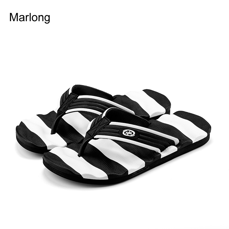 Marlong Women Sandals New Brand Flip Flops Woman Beach Slippers For Women Summer Shoes Flat Sandals Women Flip Flops marlong summer beach slippers women slippers bathroom no slide slipper indoor home shoes women flip flops sandals pantufa