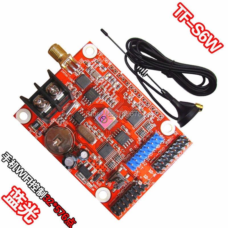 LYSONLED 2017 Rushed LongGreat TF S6W Single and Dual Color WIFI LED Controller Max work with