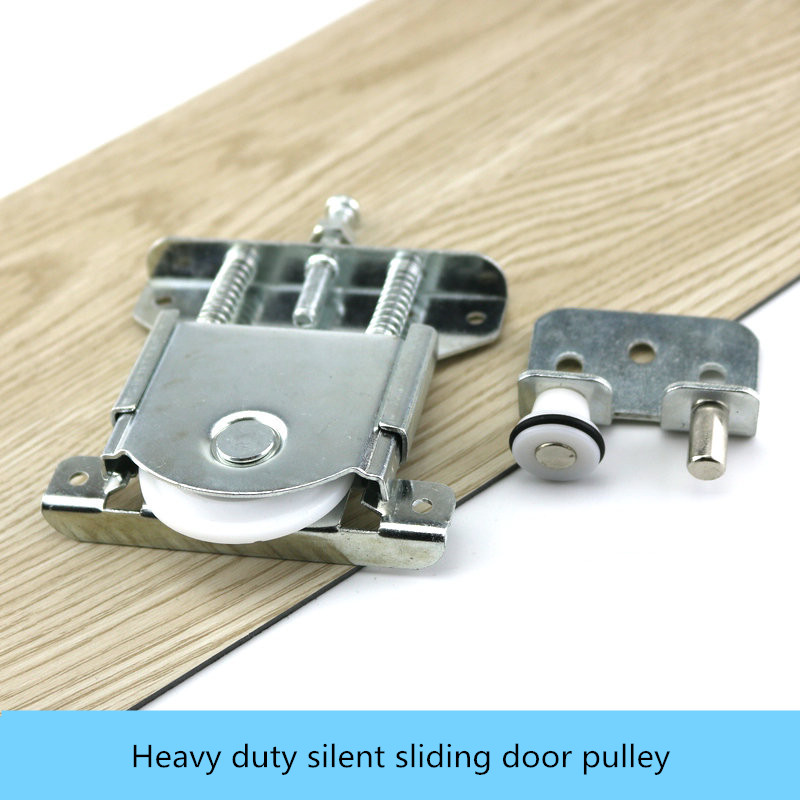 Heavy wardrobe door furniture sliding door pulley cam track roller wheel solid wood cabinet doors купить в Москве 2019