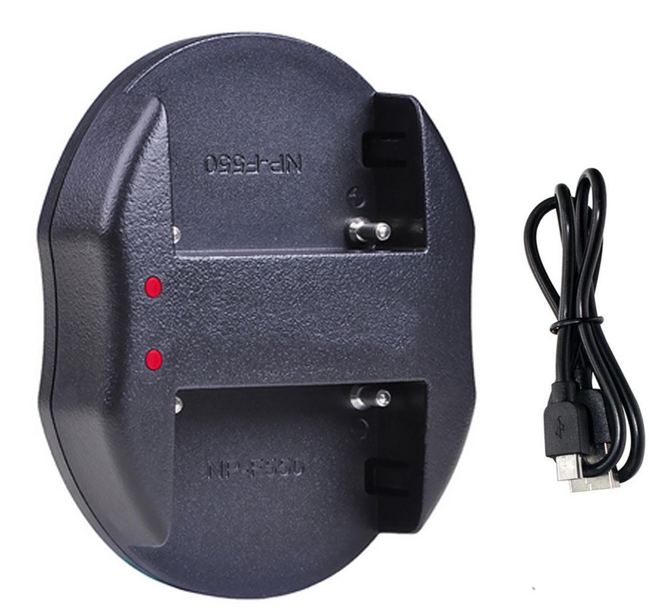 Battery Charger for Sony DCR-TRV5 DCR-TRV6 DCR-TRV9 MiniDV Handycam Camcorder DCR-TRV7 DCR-TRV8