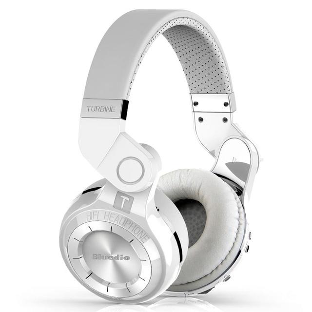Bluedio оригинальным T2 Bluetooth Беспроводной складные наушники Встроенный микрофон BT4.1 3D звук гарнитуры для сотового телефона xiaomi samsung