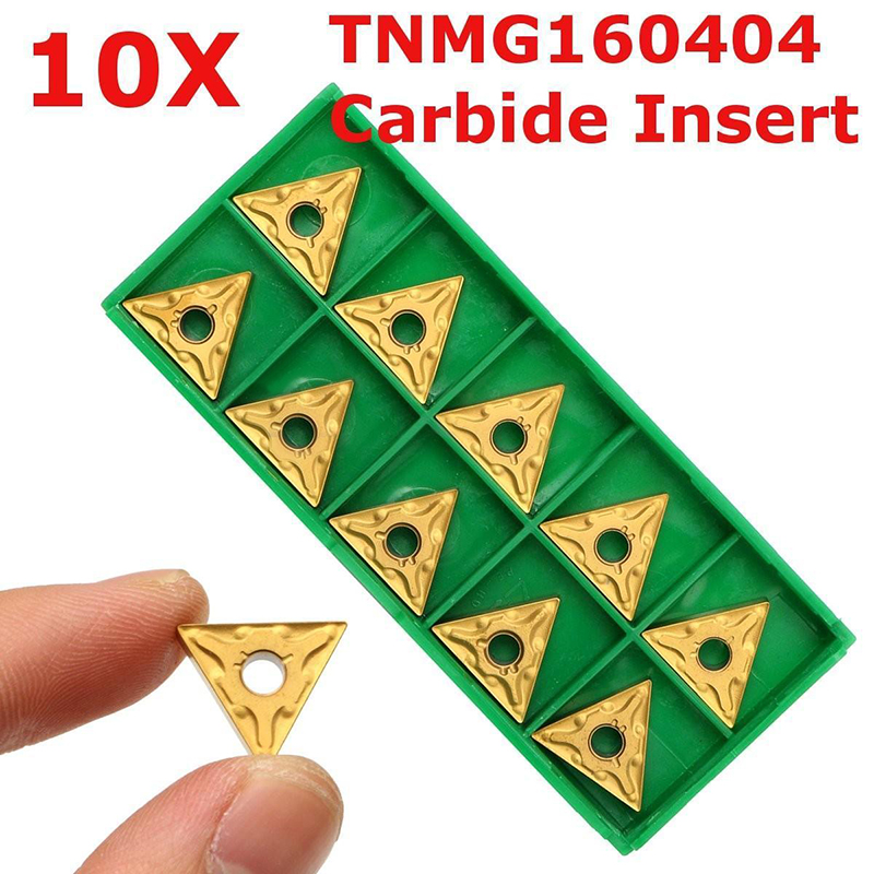 10pcs/set New TNMG160404 CNC Carbide Inserts Blades For Lathe Turning Boring Tool panasonic es rf31 s405 электробритва