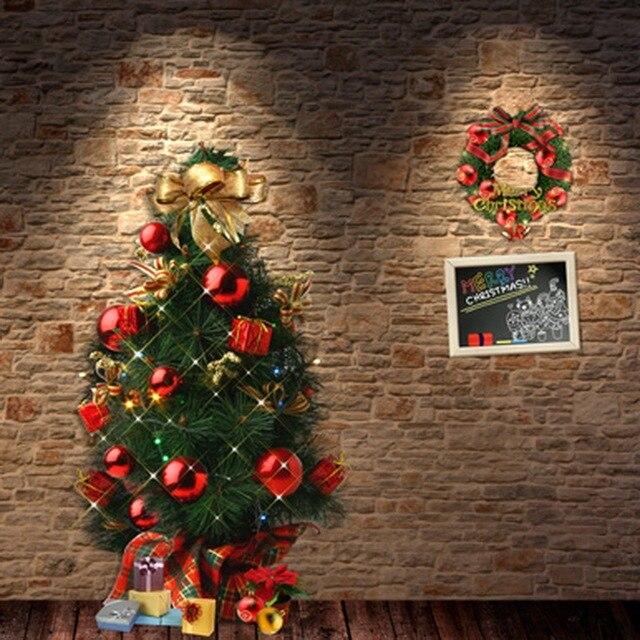 Bilder Schöne Weihnachten.Us 13 59 32 Off Hintergrund Weihnachten Fotografie Vintage Ziegel Wand Fotos Kulissen Fotografischen Frohe Weihnachten Schöne Weihnachten Baum