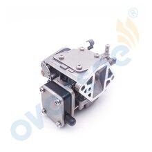 63V-14301 подвесной карбюратор для Yamaha 9.9HP 15HP 2T подвесной мотор 63V-14301-00 63V-14301-10
