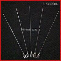 2014 Real Pastillero Pill Case Medicine Box New 5pcs Stainless Steel Ss304 Syringe Needle Dispensing Needles