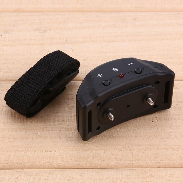 Electric Dog Collars Shock Vibration Remote Pet Dog Training Collar for Dogs Adjustable Anti Bark Collar Pet Behavior Aids