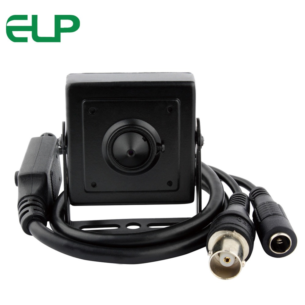 1/3CMOS 700TVL aluminum case mini analog camera Security Video box camera aomway 700tvl hd 1 3 cmos fpv camera pal