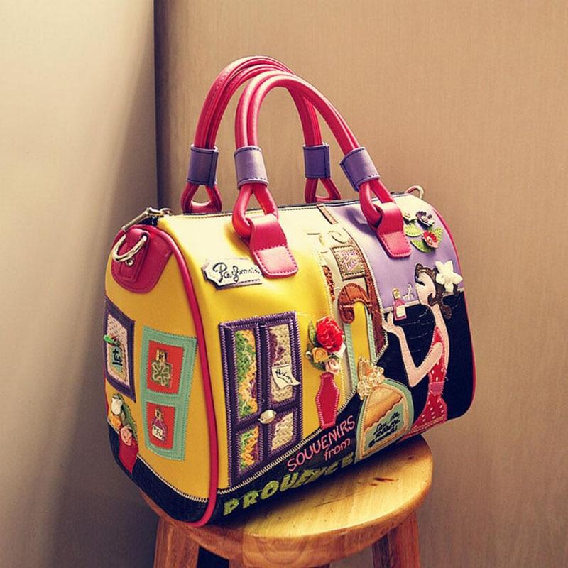 Luxury Handbags Women Bags Designer Crossbody Leather Hand Bag Sac Luxe Shoulder Messenger Bolsa Feminina Victoria Secret Bag