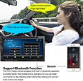 1269 2 Din 7 inches Bluetooth V3.0 Auto Radio Double Din 32GB Car DVD Player In-dash Stereo Video Microphone Handsfree Calls