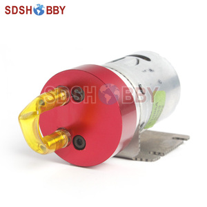 Image 2 - New Design DIY Electric Metal Gear Pump for Smoke System (Whole Metal)Features: