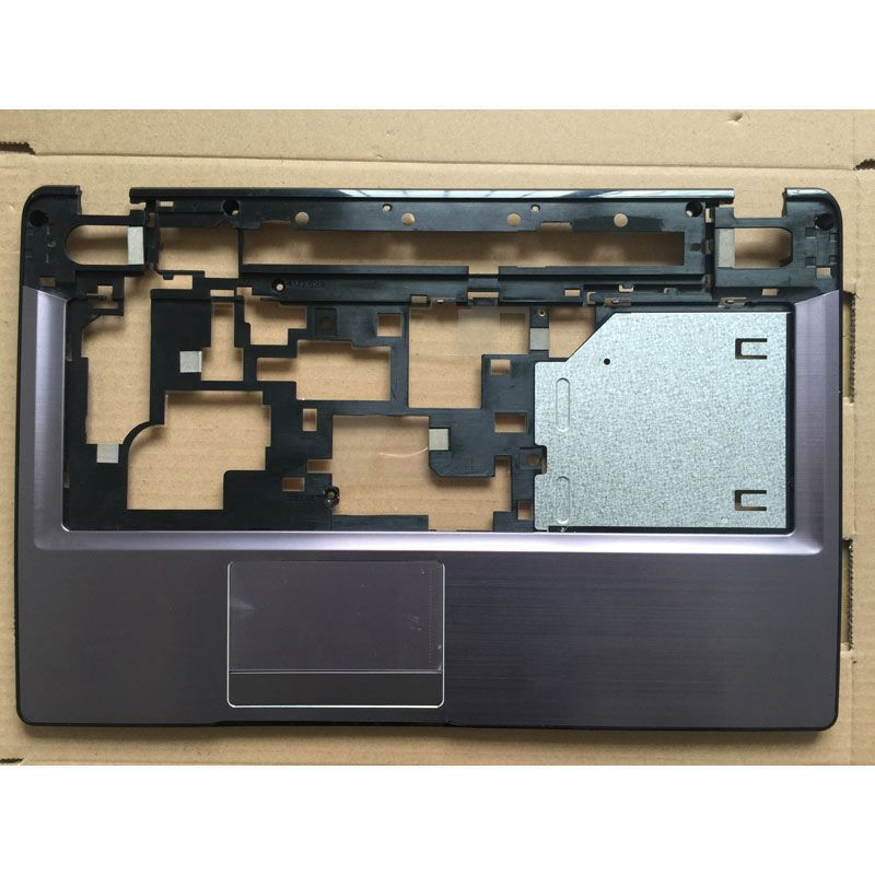 GZEELE NEW For Lenovo Y570 Y570N Y575 TOP COVER Palmrest Upper Case AP0HB000600