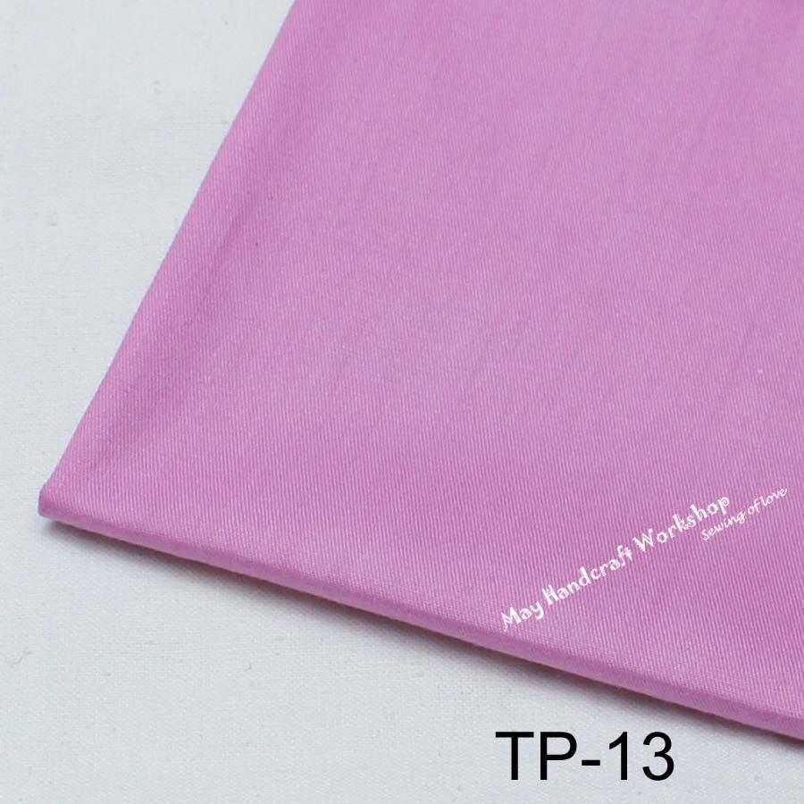 ᐊ50x160 cm 100% algodón Telas violeta Rosa paño Telas S para texile ...